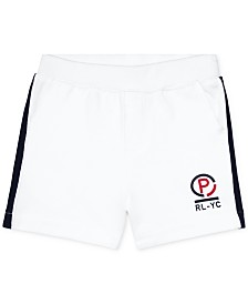 Polo Ralph Lauren Baby Boys Cotton Mesh Shorts