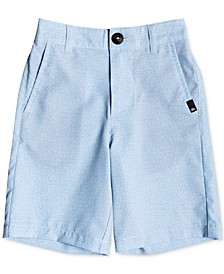 Little Boys Union Heather Amphibian Shorts