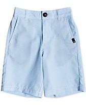674aaa3349 Quiksilver Toddler Boys Union Heather Amphibian Shorts