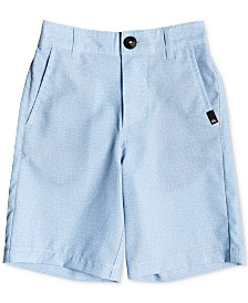 Quiksilver Little Boys Union Heather Amphibian Shorts