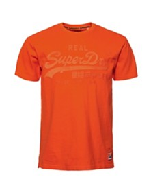 Superdry Vintage Logo Box Fit Applique T-Shirt