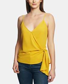 1.STATE Tie-Front Camisole