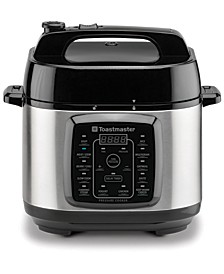 6-Quart Digital Pressure Cooker
