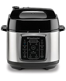 Toastmaster 6-Quart Digital Pressure Cooker