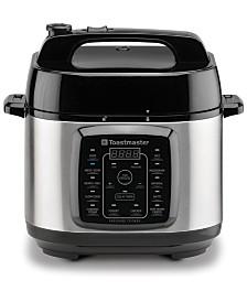 Toastmaster 6-Quart Digital Pressure Cooker