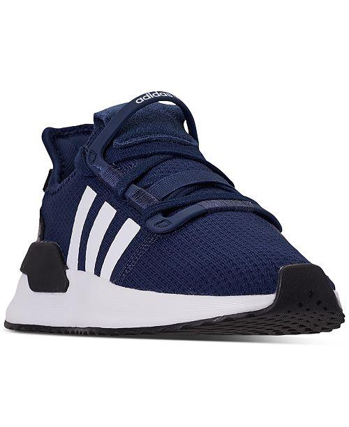 adidas Big Boys' U_Path Run Casual Sneakers from Finish Line
