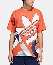 adidas Men's Originals Bold-Logo T-Shirt