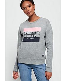 Yasmine Crew Sweatshirt