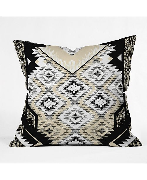 Deny Designs Pattern State Maker Tribe Throw Pillow