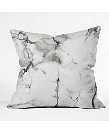 Chelsea Victoria Marble Throw Pillow