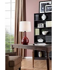 "25"" Kapila Ceramic Table Lamp"