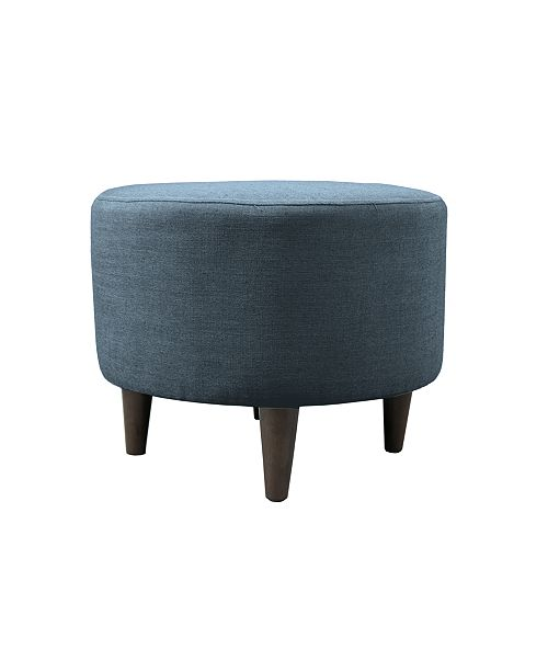 Amazing Sophia Upholstered Round Ottoman Spiritservingveterans Wood Chair Design Ideas Spiritservingveteransorg