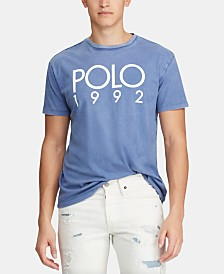 Polo Ralph Lauren Men's Big & Tall Graphic T-Shirt