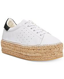 Steve Madden Women's Parade Espadrille Sneakers