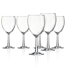 Grand Noblesse Goblet Wine Glass - Set of 6