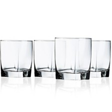Luminarc Sterling Double Old Fashioned Glass - Set of 4