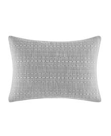Bronwell Light Grey Breakfast Pillow