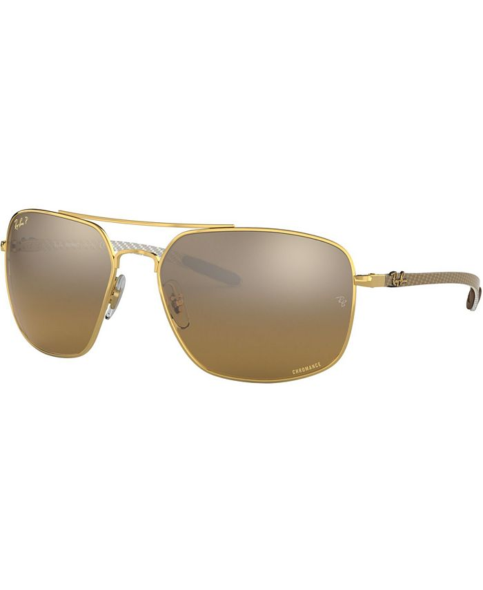 Ray-Ban - Polarized Sunglasses, RB8322CH 62