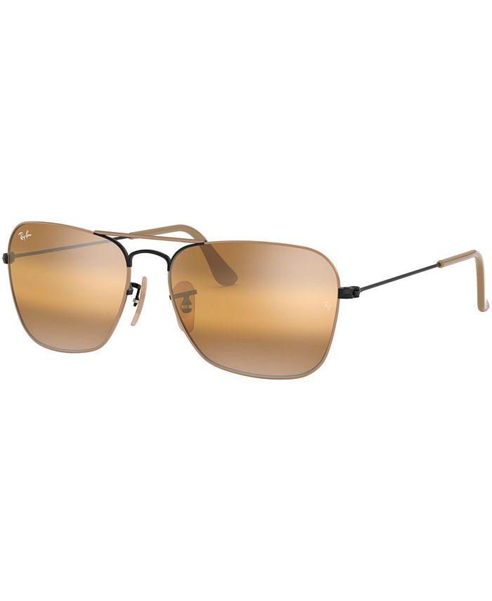 Ray-Ban - Sunglasses, RB3136 58