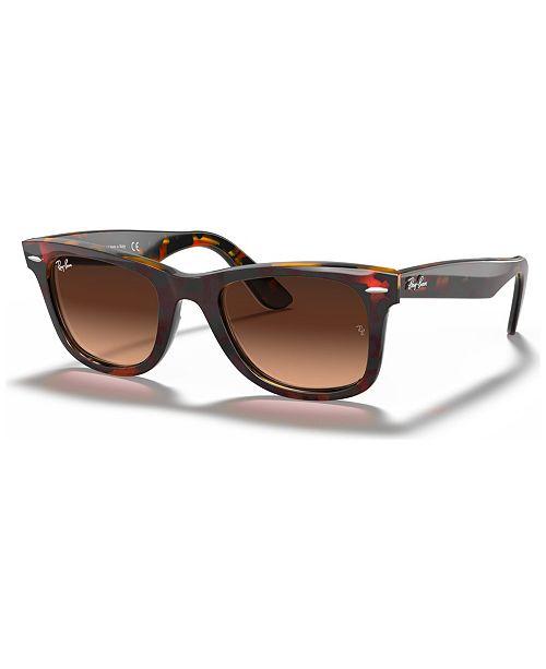 Ray-Ban Sunglasses, RB2140 50