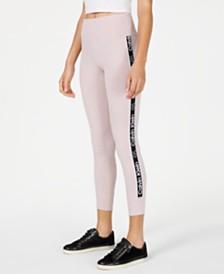 Calvin Klein Performance Logo High-Rise Leggings