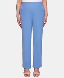 Petite The Summer Wind Cotton Pants