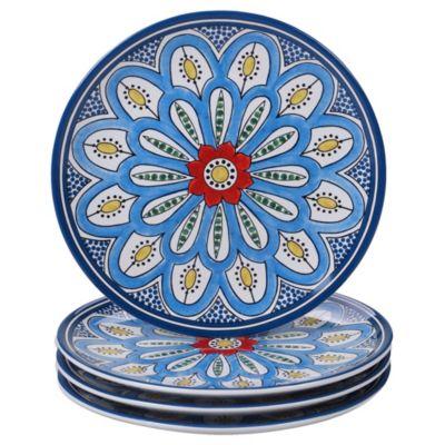 Tangier 4-Pc. Salad Plate