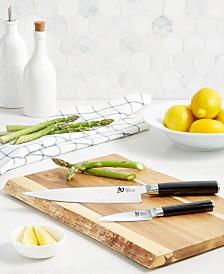 Shun Classic Flat Knife 2-Pc. Set, Created for Macy's