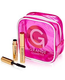 Grande Cosmetics 3-Pc. Limited Edition GrandeLASH-MD Starter Set - Only $10 with any beauty purchase. A $30 Value!