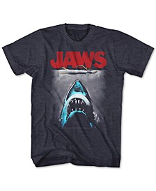 Jaws Movie Poster Men's Graphic T-Shirt