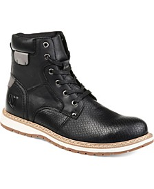 Men's Trent Perforated Ankle Boot