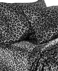 Luxury Satin Solid King Sheet Sets