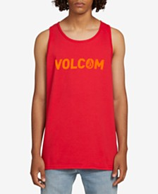 Volcom Men's Logo Tank Top