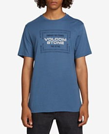 Volcom Men's Stone Embrace Logo T-Shirt