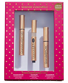Grande Cosmetics 3-Pc. Transformation Trio Set