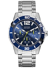 Men's Trek Stainless Steel Bracelet Watch 46mm