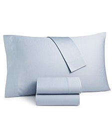 Homegrown Cotton 300-Thread Count 4-Pc. King Sheet Set, Created for Macy's
