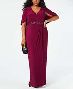 Adrianna Papell Plus Size Dresses: Shop Adrianna Papell Plus ...