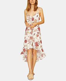 Sanctuary Palm Springs Printed High-Low Sleeveless Dress