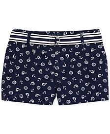 Big Girls Chino Shorts
