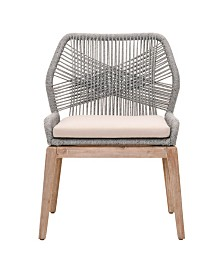 Essentials for Living Loom Dining Side Chair Set of 2