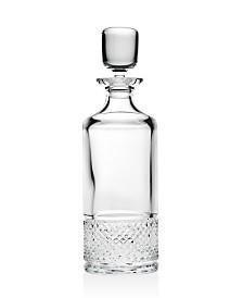 Godinger Ceska Silhouette Whiskey Decanter