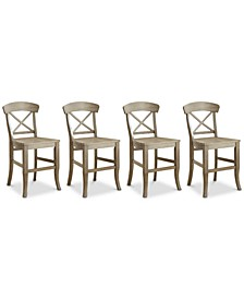 Layla Counter Stool, 4-Pc. Set (4 Counter Stools)