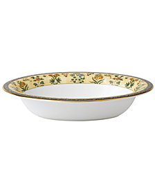 Wedgwood India Medium Open Vegetable Dish