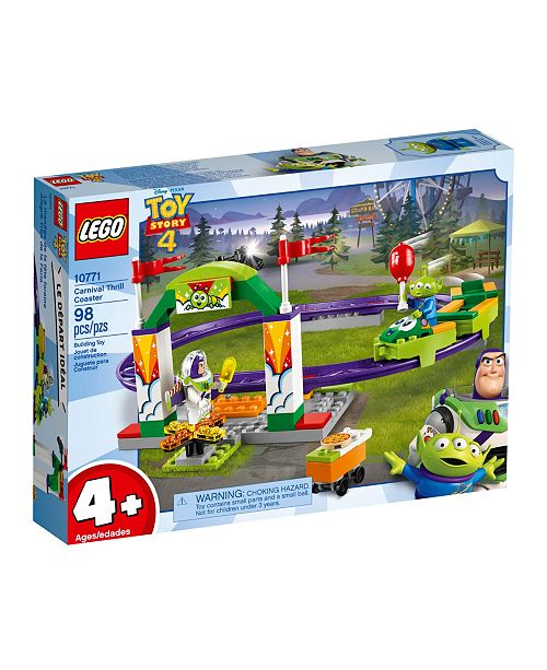 LEGO® Carnival Thrill Coaster 10771
