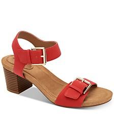 Giani Bernini Women's Montana Dress Sandals, Created for Macy's