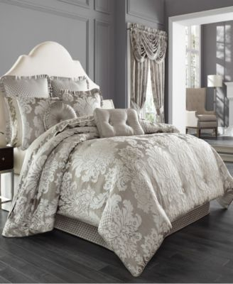 Five Queens Court Carly California King Comforter Set
