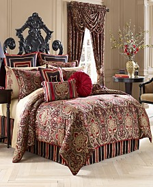 Five Queens Court Remington Bedding Collection