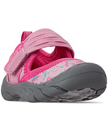 Skechers Toddler Girls' Summer Steps - Space Flex Sport Sandals from Finish Line