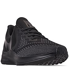 Men's Air Zoom Winflo 6 Running Sneakers from Finish Line